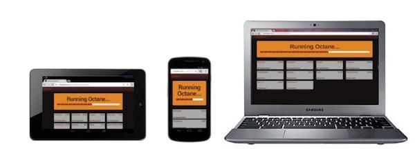 Octane google Google presenta su nuevo medidor de rendimiento de la web llamado Octane