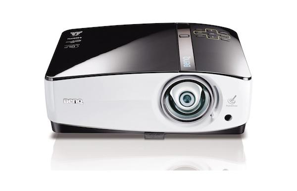 Proyector BenQ Interactivo BenQ presenta su nuevo proyector interactivo MP780ST