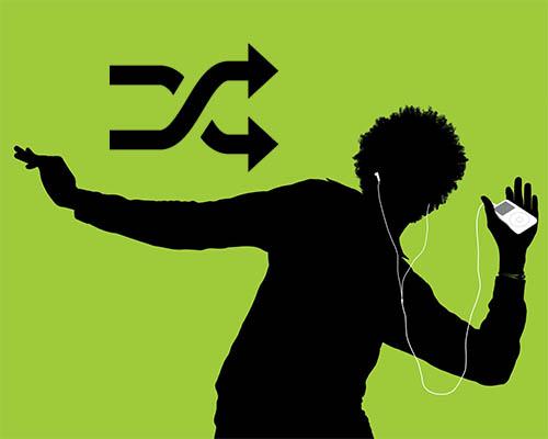 Cómo excluir canciones de la reproducción aleatoria en iTunes - Reproduccion-aleatoria-itunes