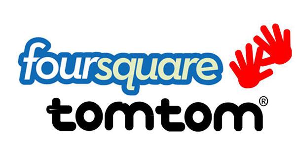 TomTom para iOS se actualiza con soporte para Foursquare - TomTom-iOS-Foursquare