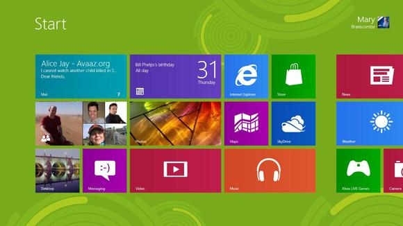 Versión final de Windows 8 se filtra en Internet