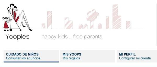 Yoopies, una red social para encontrar niñeras - Yoopies