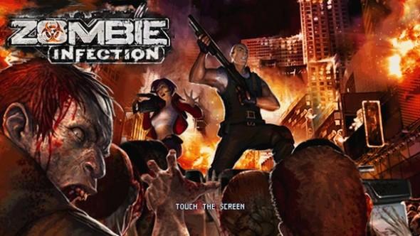 Juegos de zombies para tu smartphone - Zombie-Infection-ios-590x332