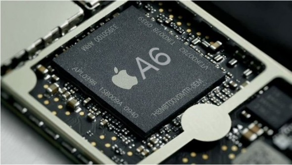 Todo lo que sabemos del supuesto nuevo iPhone 5 próximo a lanzarse este 12 de septiembre - apple-a6-590x334