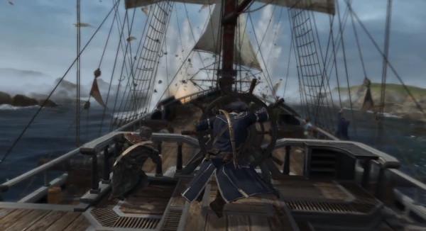 Assassin's Creed 3 - Tráiler de la Batalla Naval - assassins-creed-3-naval-battles