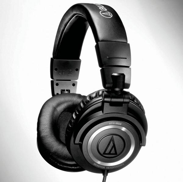 ath m50 4 audífonos que suenan mejor que los Beats by Dr. Dre (y son mas baratos)
