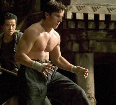 La transformación de Christian Bale a través de los años - batman-begins