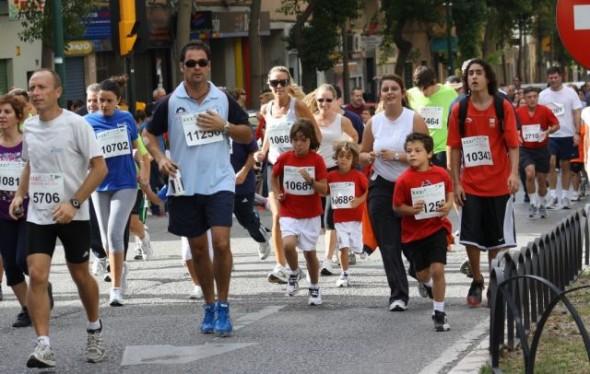 Los Juegos Olímpicos inspiran al 75% de los latinos a practicar deportes - deporte-familia-590x374