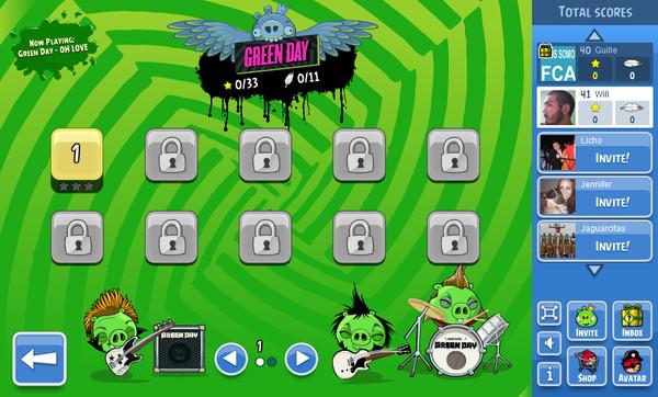 Angry Birds presenta un episodio con Green Day - green-day-angry-birds