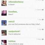 Mandar mensajes a usuarios de Instagram con instaDM desde el iPhone - instadm-inbox
