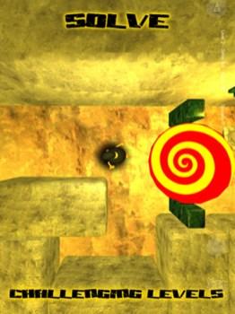 Juego de aventuras maya para iPhone, Escape From Xibalbá - juego-maya-ipad