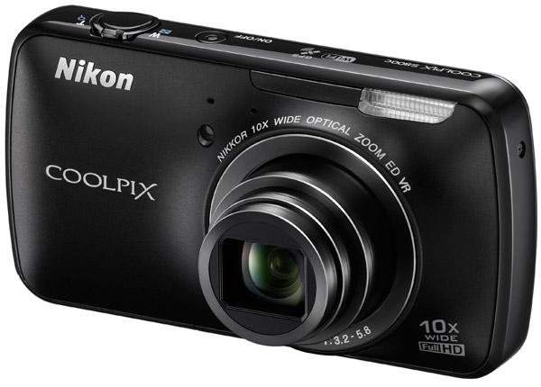 Nikon presenta la Coolpix S800c con Android incluido - nikon-coolpix-s800c
