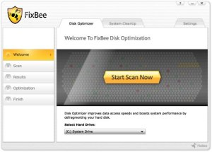 Reparar y optimizar Windows con FixBee