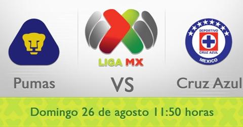 Pumas vs Cruz Azul en vivo (Apertura 2012) - pumas-cruz-azul-en-vivo-apertura-2012