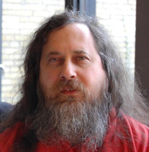 Richard Stallman, el padre del software libre presente en el COSIT 2012 - richard-stallman-cosit
