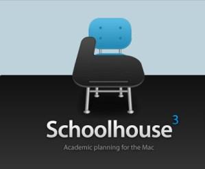 Planea de manera adecuada tus cursos escolares con Schoolhouse para Mac