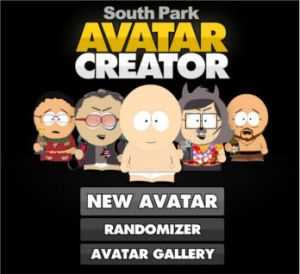 Cómo crear tu avatar de South Park