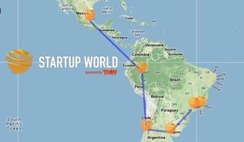 La startup que representará a México en la competición Startup World - startup-world-mexico-2012