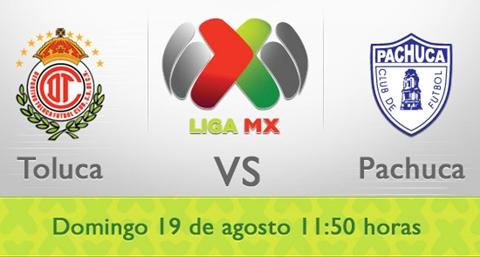 toluca pachuca apertura 2012 Toluca vs Pachuca en vivo (Apertura 2012)