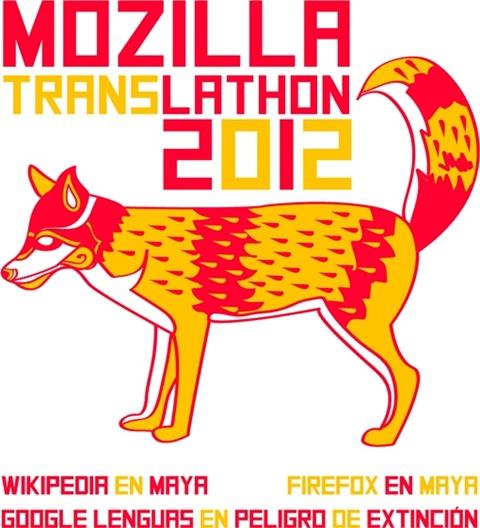 Translathon en maya 2012, maratón de traducciones en lengua maya - translathon-maya-2012