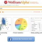 Wolfram Alpha analiza tu cuenta de Facebook a detalle con su nueva aplicación - wolfram-alpha