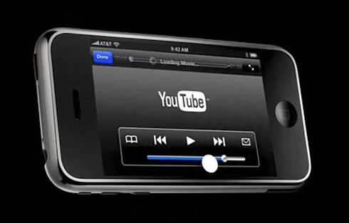 youtube iphone Apple remueve la app de Youtube de iOS 6
