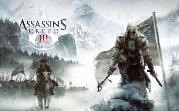 Assassin's Creed 3 nos prepara para su lanzamiento con un nuevo comercial de TV - Assassins-Creed-3-tv-590x364