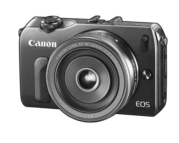Lanzamiento de la nueva Canon EOS M