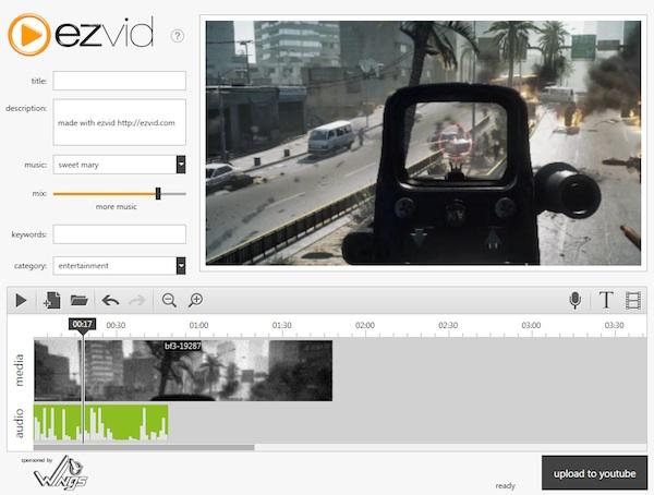 Graba tu escritorio en Windows con Ezvid - Ezvid-windows