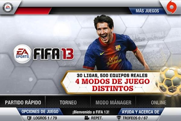 FIFA 13 para iOS es lanzado por EA - FIFA-13-ios