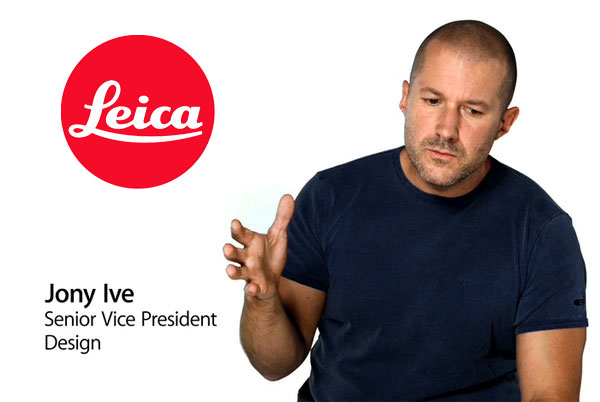 Jonathan Ive diseñaría una cámara Léica M para una subasta de caridad - Jonathan-Ive-leica