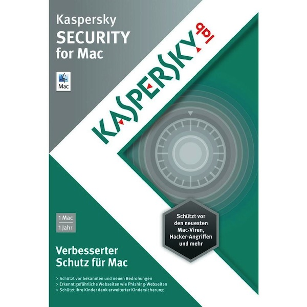 Disponible el nuevo Kaspersky Security para Mac OS X - Kaspersky-Security-mac