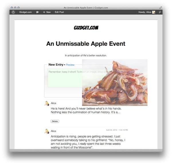 Plugin oficial para hacer Live Blogs en Wordpress - Live-blog-plugin-wordpress