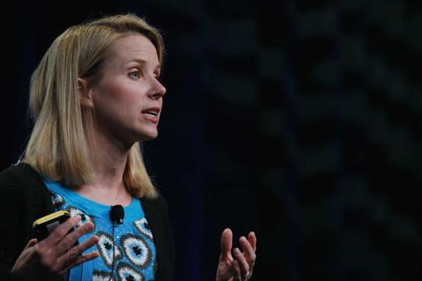 En Yahoo! dejarán de lado a BlackBerry como teléfono corporativo - Marissa-Meyer-ceo
