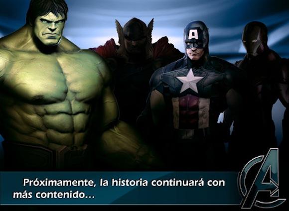 Juego Avengers Initiative para iOS es lanzado por Marvel - Marvel-Initiative-iOS