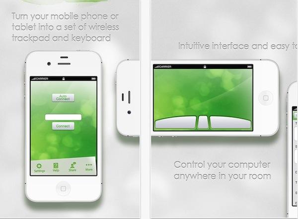 Aplicaciones para controlar el mouse y teclado de tu PC desde un smartphone - Remote-Mouse