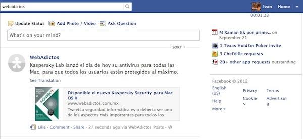 Mide el tiempo que pasas en Facebook con esta extensión de Google Chrome - Time-Spend-on-Facebook