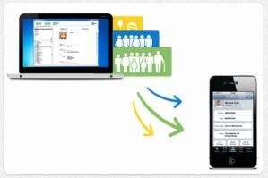 CopyTrans Contactos – solución completa para los contactos del iPhone