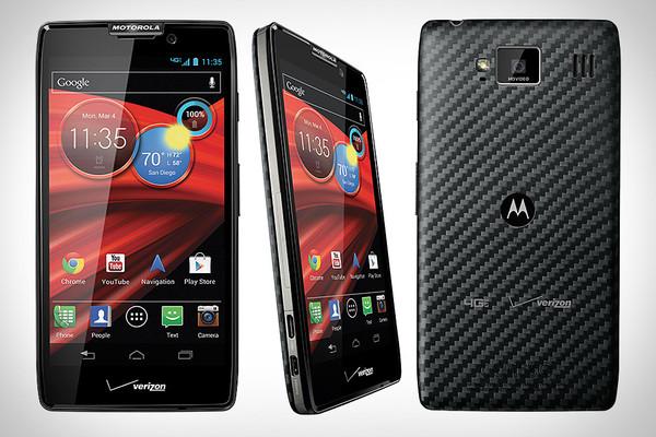 Motorola presentó sus nuevos equipos Razr M, Razr Maxx y Razr HD - droid-razr-maxx-hd