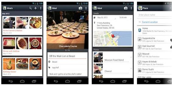 Evernote Food para Android se actualizó a la versión 1.1.0 - evernote-food-para-andoid