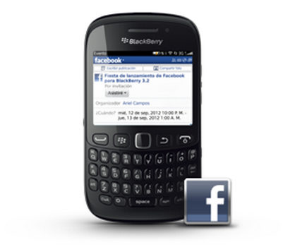 Nueva actualización de Facebook para Blackberry v3.2 - facebook-para-blacberry