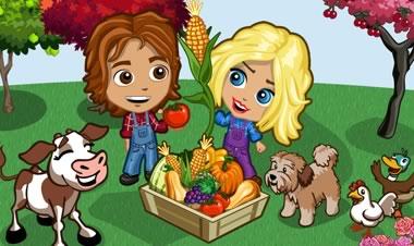 farmville facebook Los juegos más populares en Facebook