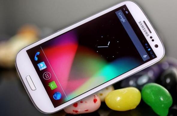Samsung empieza a actualizar los Galaxy SIII a Android 4.1 Jelly Bean de manera oficial - galaxy-s3-590x386