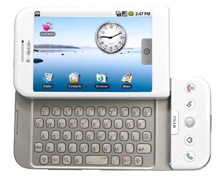 El sistema operativo Android cumple 4 años - htc-dream-g1