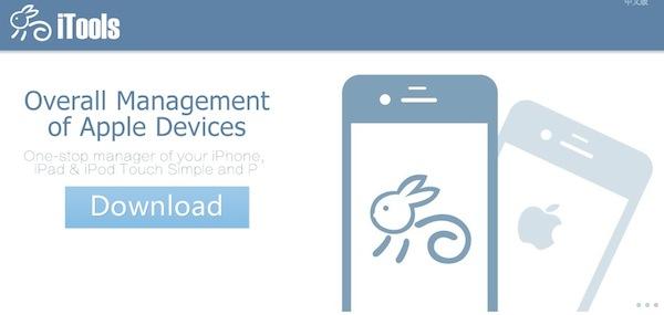 Gestiona la música, aplicaciones, libros y fotos de tu iPhone con iTools - iTools
