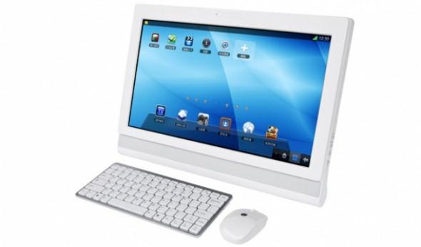 Motorola presenta una PC de escritorio con Android como sistema operativo - motorola-pc-escritorio-590x346