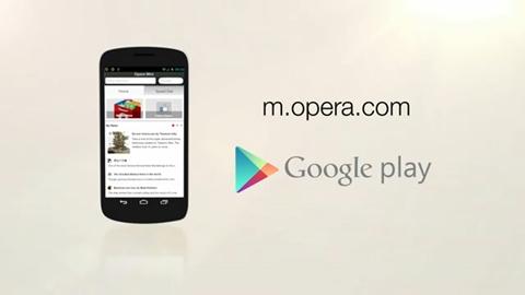 Smart Page vuelve más social tu manera de navegar en Opera Mini para Android - opera-mini-7-5-android