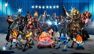 Todos los personajes confirmados para PlayStation All-Stars Battle Royale