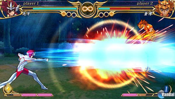 saint seiya omega Saint Seiya Omega: Ultimate Cosmo para PSP nos muestra mas imágenes de cómo será