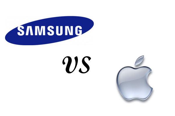 Samsung se defiende, inicia la demanda contra Apple por el uso de la tecnología LTE (4G) - samsung-vs-apple